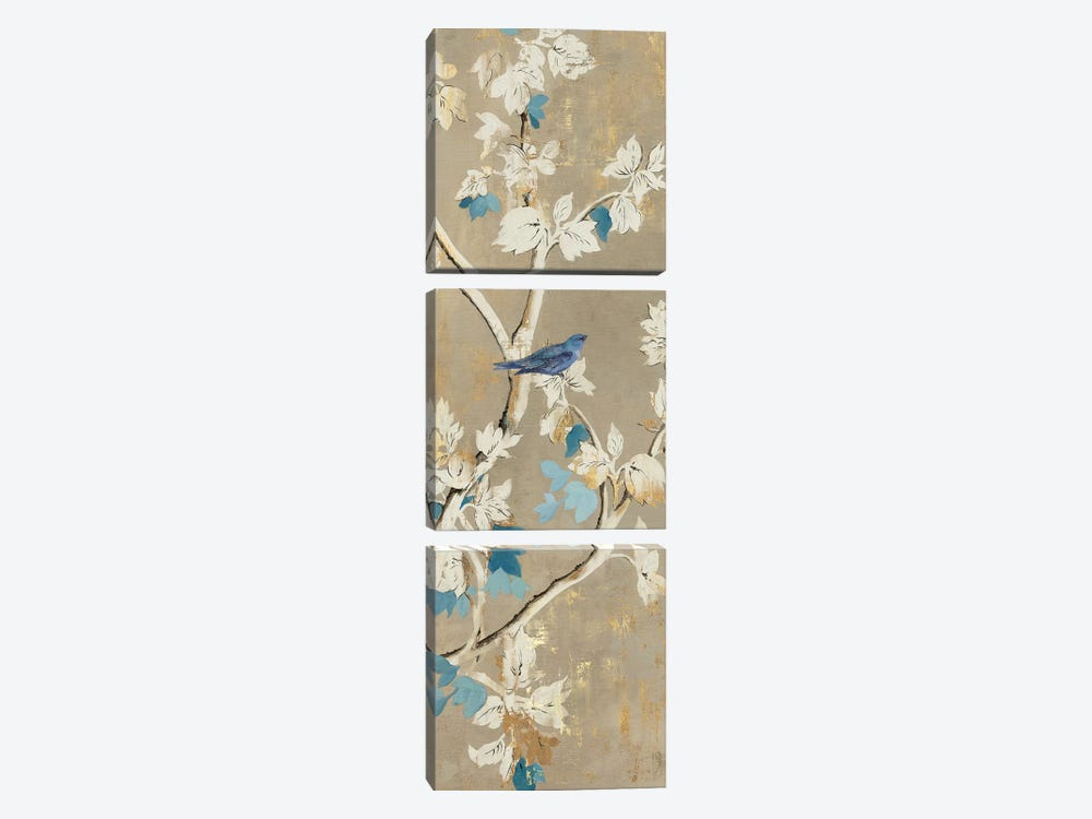 Free Song by Asia Jensen 3-piece Canvas Artwork
