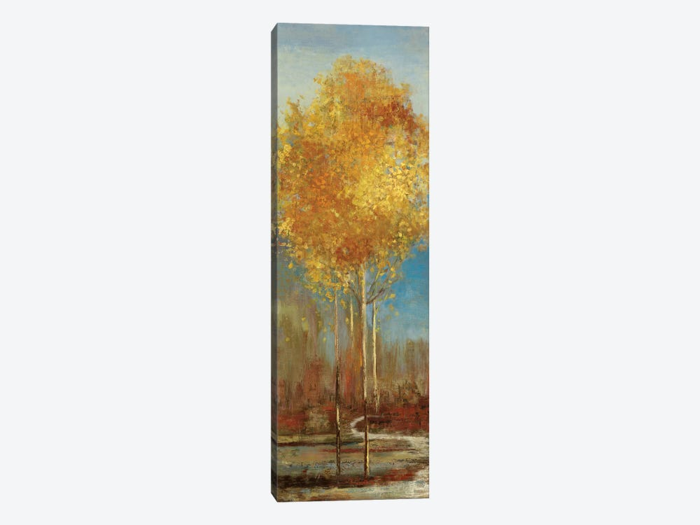 Ginkgo Tree I by Asia Jensen 1-piece Canvas Print