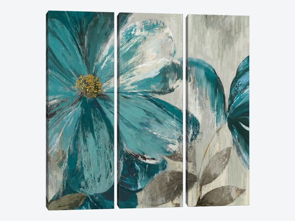 Gisel I by Asia Jensen 3-piece Canvas Art Print