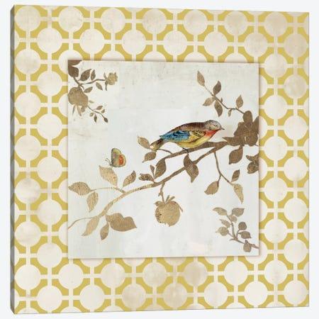 Audubon Tile I Canvas Print #ASJ11} by Asia Jensen Canvas Art Print