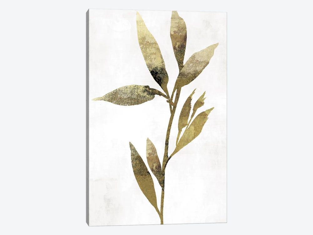 Gold Botanical IV by Asia Jensen 1-piece Art Print