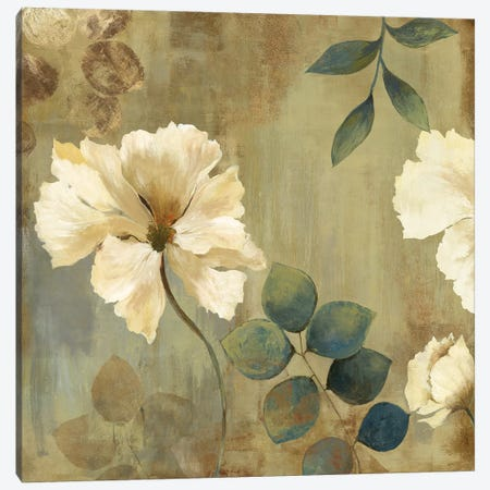 Golden Space I Canvas Print #ASJ126} by Asia Jensen Canvas Art