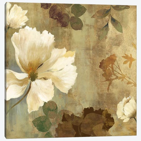 Golden Space II Canvas Print #ASJ127} by Asia Jensen Canvas Art