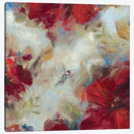 Hummingbird I Canvas Print #ASJ132} by Asia Jensen Canvas Art