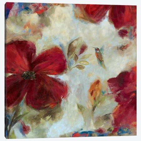 Hummingbird II Canvas Print #ASJ133} by Asia Jensen Canvas Art