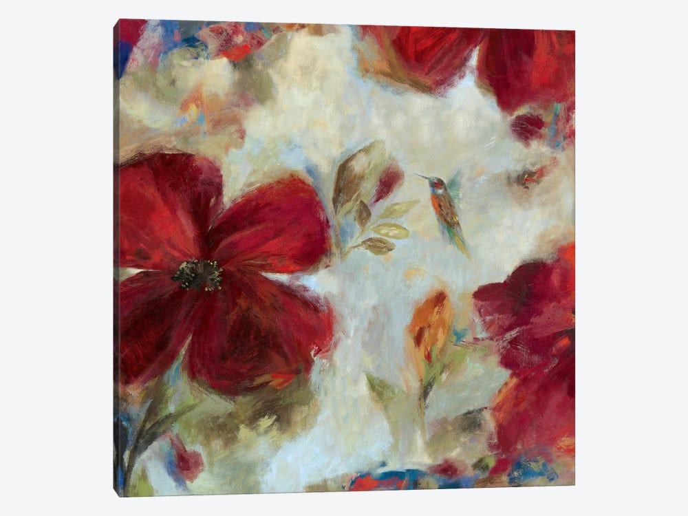 Hummingbird II by Asia Jensen 1-piece Canvas Wall Art