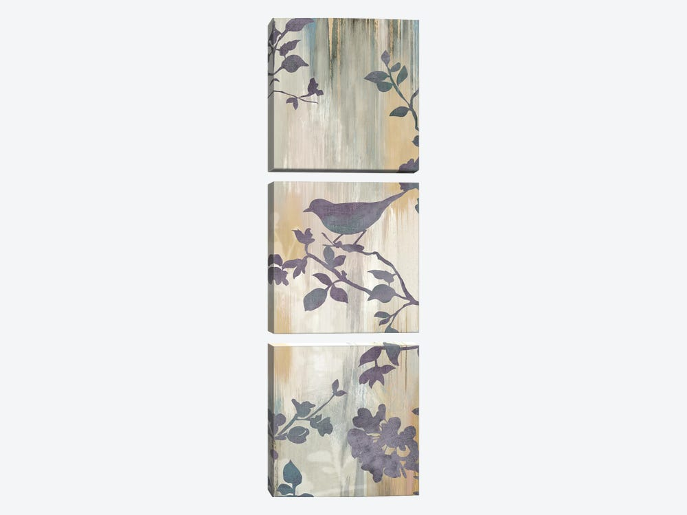 In The Mist I by Asia Jensen 3-piece Canvas Wall Art