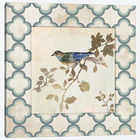 Audubon Tile III Canvas Print #ASJ13} by Asia Jensen Art Print