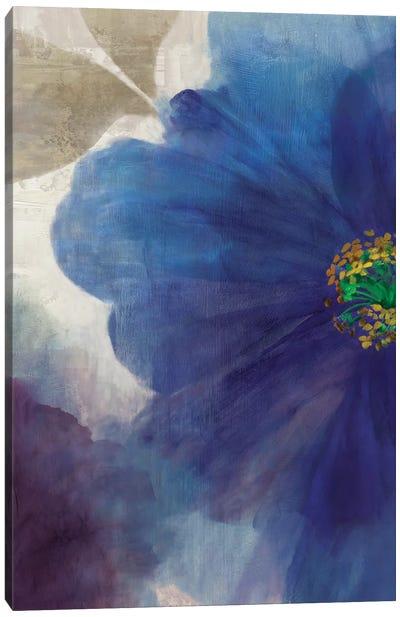Indigo Dreams II Canvas Art Print