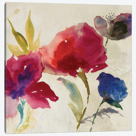 Inflorescence II Canvas Print #ASJ148} by Asia Jensen Canvas Art Print