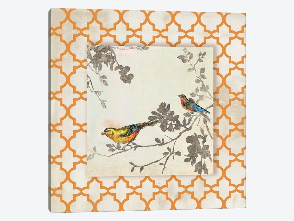 Audubon Tile IV by Asia Jensen 1-piece Art Print