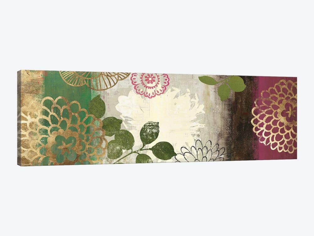 Jacquard I by Asia Jensen 1-piece Canvas Art