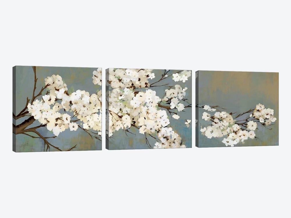 Kimono III by Asia Jensen 3-piece Canvas Artwork