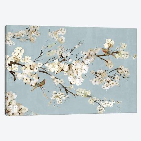 Kimono With Birds I Canvas Print #ASJ162} by Asia Jensen Canvas Art Print