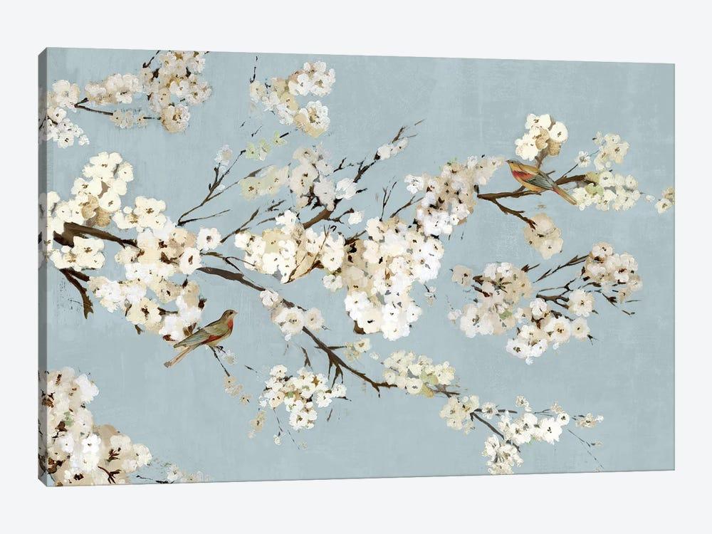 Kimono With Birds I by Asia Jensen 1-piece Canvas Artwork