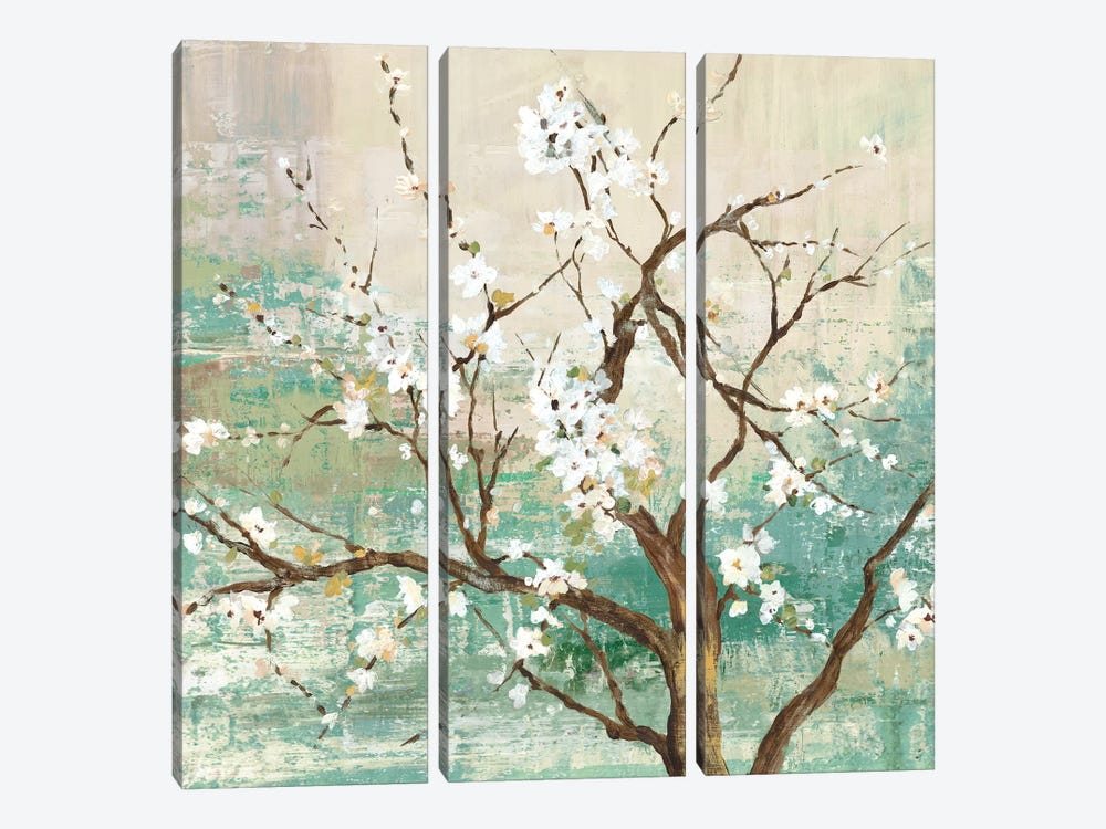 Kyoto I by Asia Jensen 3-piece Art Print