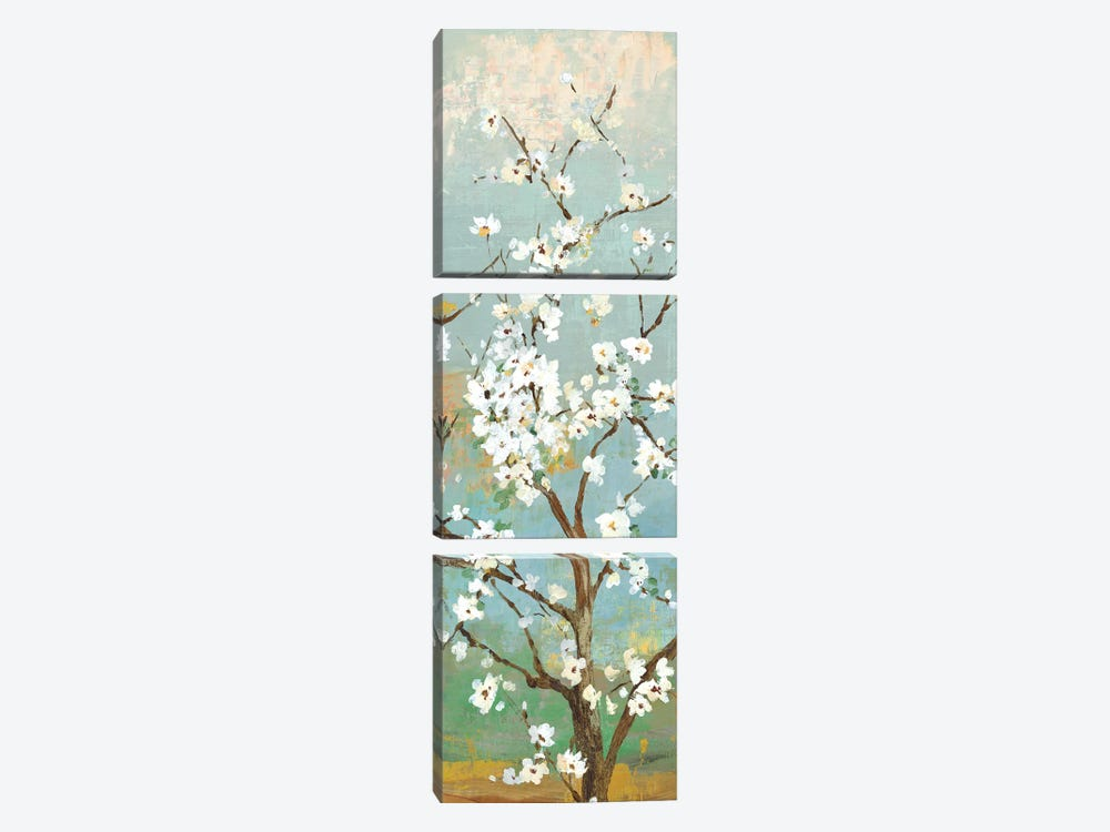 Kyoto II by Asia Jensen 3-piece Canvas Artwork