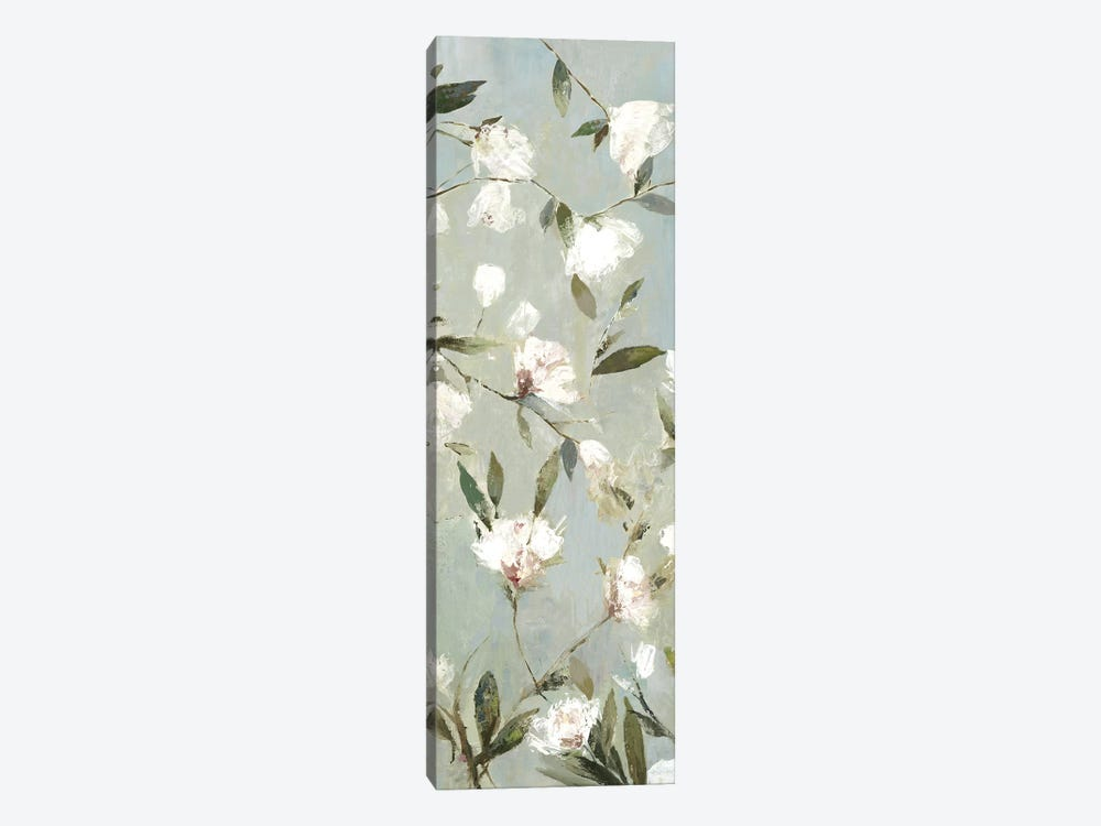Magnolias III by Asia Jensen 1-piece Canvas Print