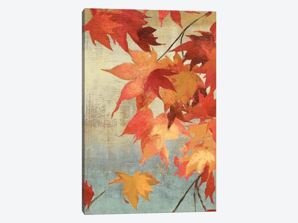 Maple Leaves II by Asia Jensen 1-piece Art Print