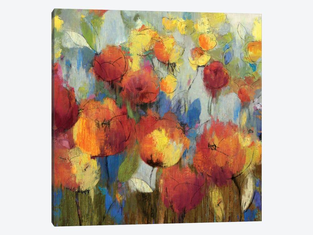 Meadow Flowers by Asia Jensen 1-piece Canvas Art