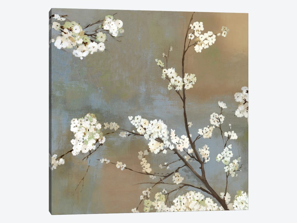Ode To Spring I by Asia Jensen 1-piece Canvas Artwork