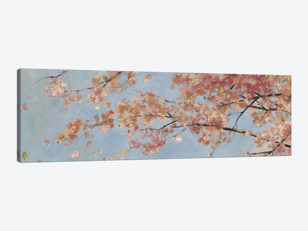 Osaka Blossoms I by Asia Jensen 1-piece Canvas Art