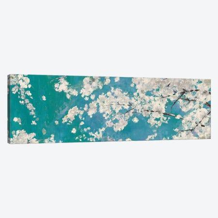 Osaka Blue I Canvas Print #ASJ219} by Asia Jensen Canvas Art Print