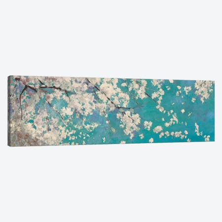 Osaka Blue II Canvas Print #ASJ220} by Asia Jensen Canvas Art