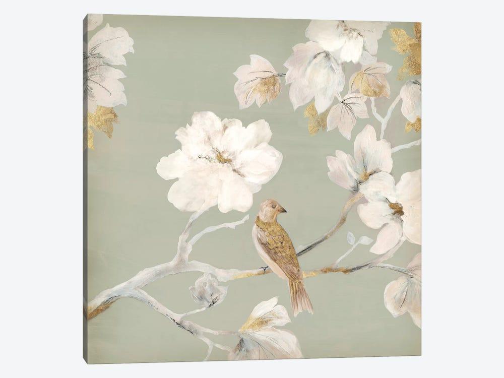 Paradise Magnolia I by Asia Jensen 1-piece Canvas Wall Art