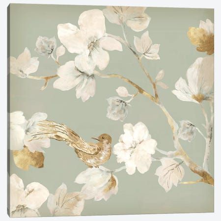Paradise Magnolia II Canvas Print #ASJ227} by Asia Jensen Canvas Art Print