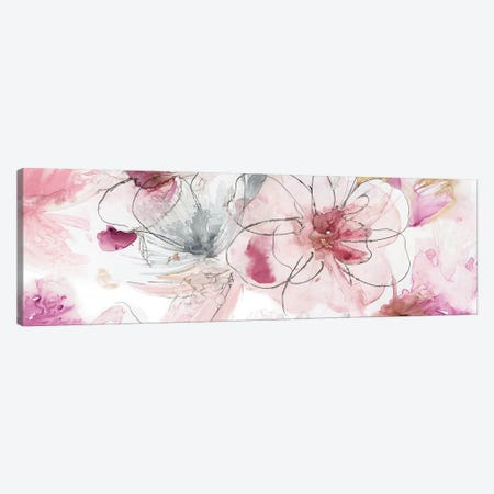 Pretty In Pink III Canvas Print #ASJ238} by Asia Jensen Canvas Art Print