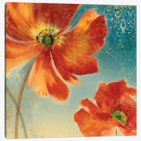 Putchy's Garden I Canvas Print #ASJ240} by Asia Jensen Canvas Art