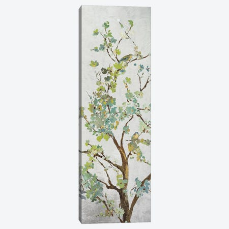Sage Branch I Canvas Print #ASJ249} by Asia Jensen Canvas Artwork