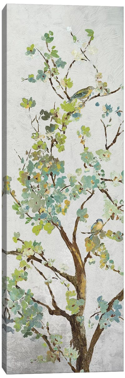 Sage Branch I Canvas Art Print