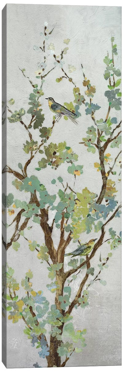 Sage Branch II Canvas Art Print