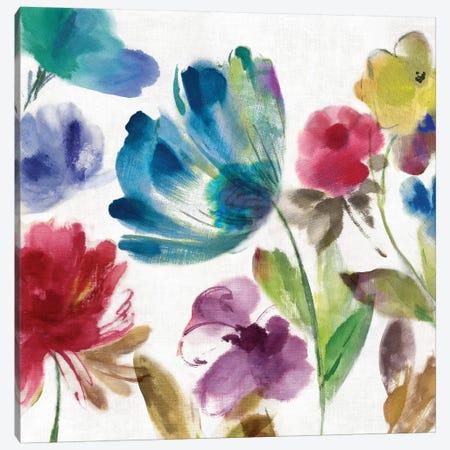 Sarcelle Jardin II Canvas Print #ASJ254} by Asia Jensen Canvas Art