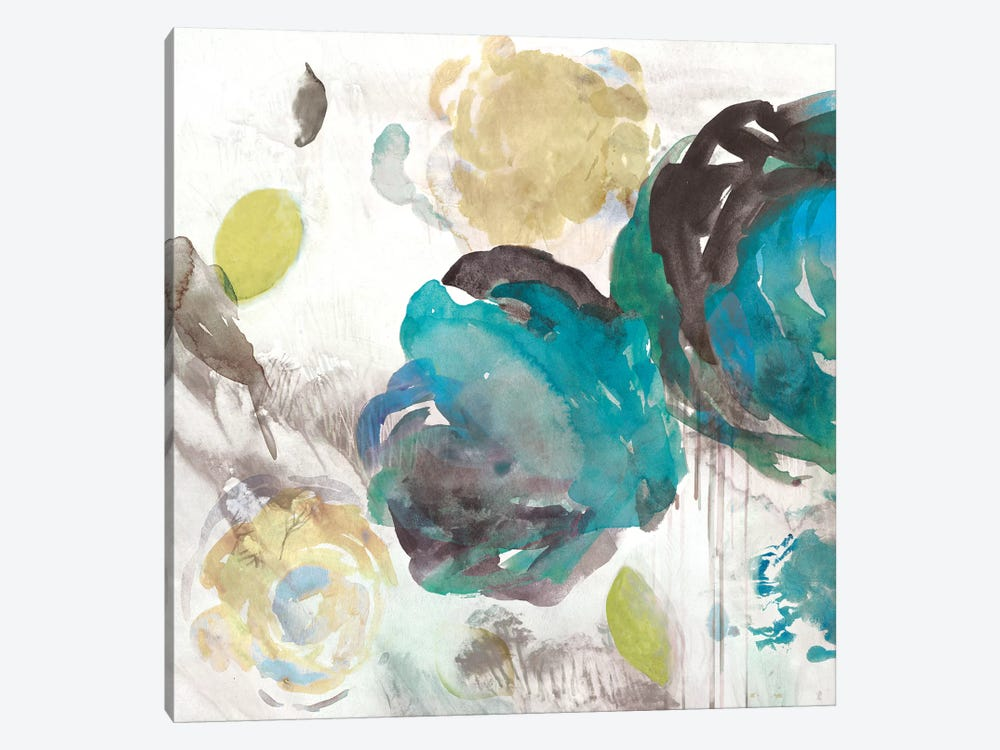 Seasons I by Asia Jensen 1-piece Canvas Art Print