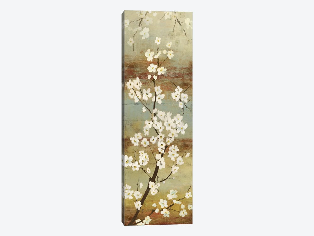 Blossom Canopy I by Asia Jensen 1-piece Canvas Print