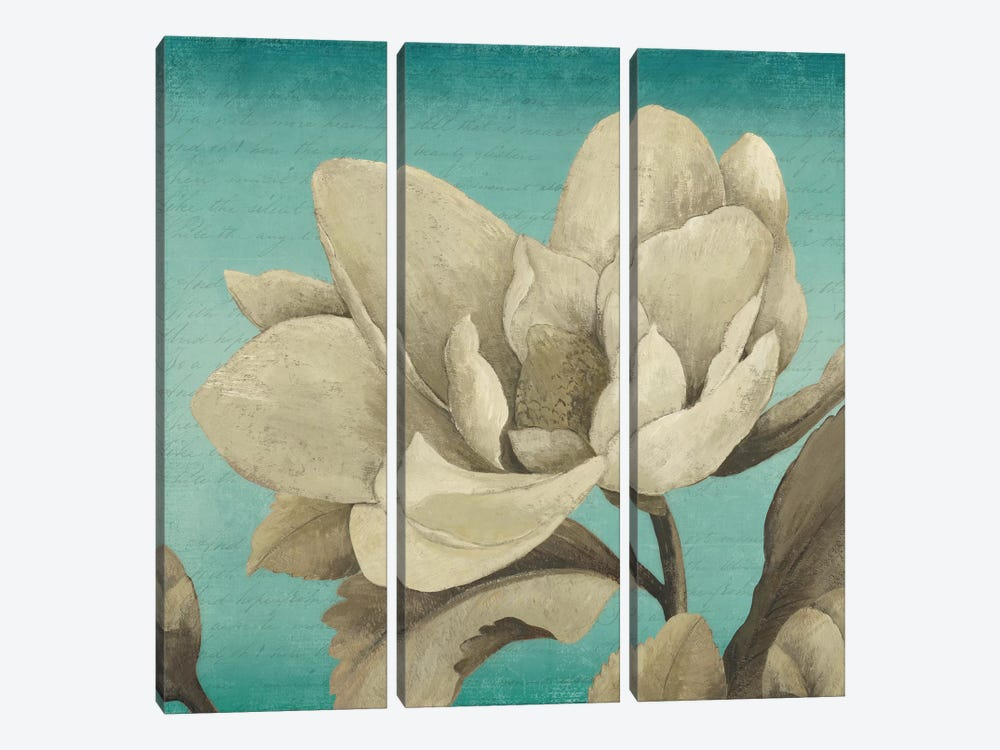 Slow Dance I by Asia Jensen 3-piece Canvas Print