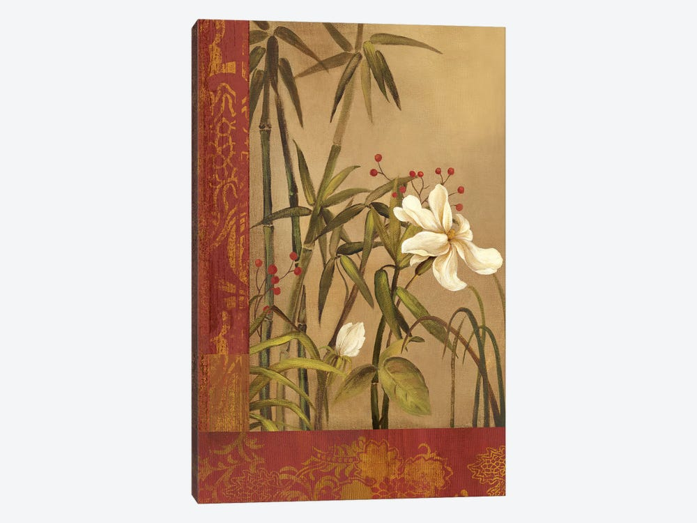 Spice Route I by Asia Jensen 1-piece Canvas Art Print