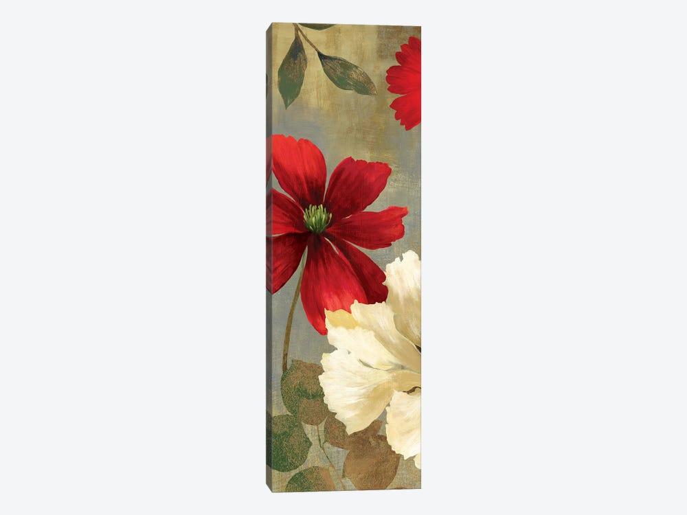 Springerle Florals II by Asia Jensen 1-piece Canvas Art Print