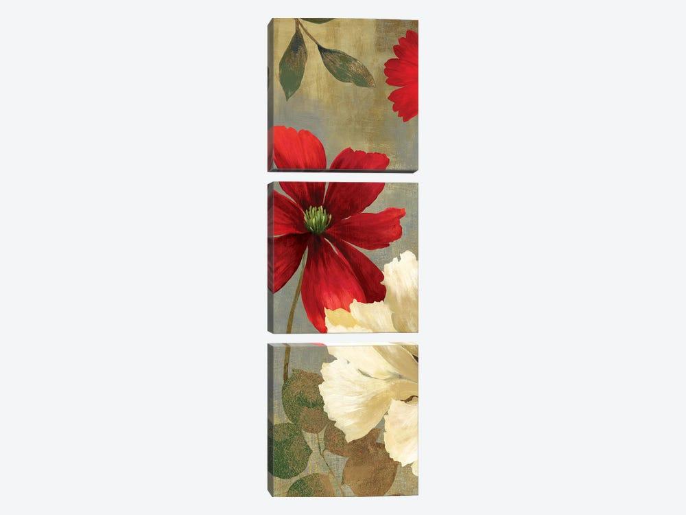 Springerle Florals II by Asia Jensen 3-piece Art Print