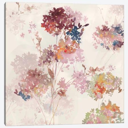 Sweet Hydrangea III Canvas Print #ASJ285} by Asia Jensen Canvas Art Print