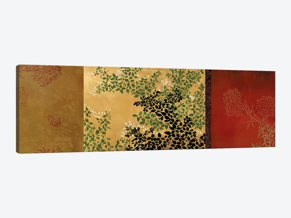 The Far East by Asia Jensen 1-piece Canvas Wall Art