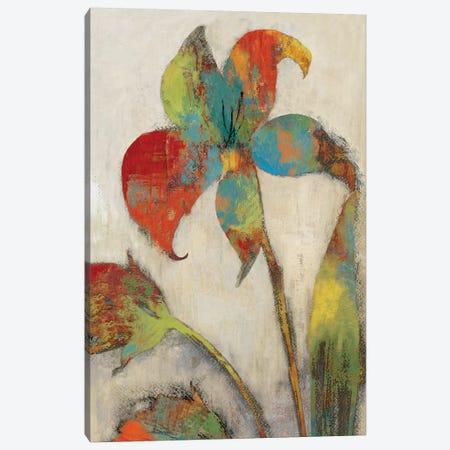 Tigerlilies II Canvas Print #ASJ296} by Asia Jensen Canvas Art