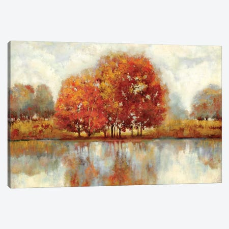 Together Canvas Print #ASJ297} by Asia Jensen Canvas Artwork