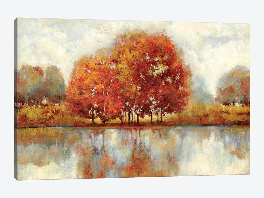 Together by Asia Jensen 1-piece Canvas Art