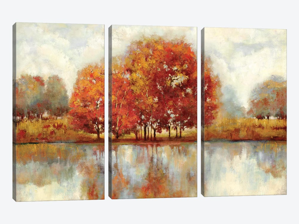 Together by Asia Jensen 3-piece Canvas Art