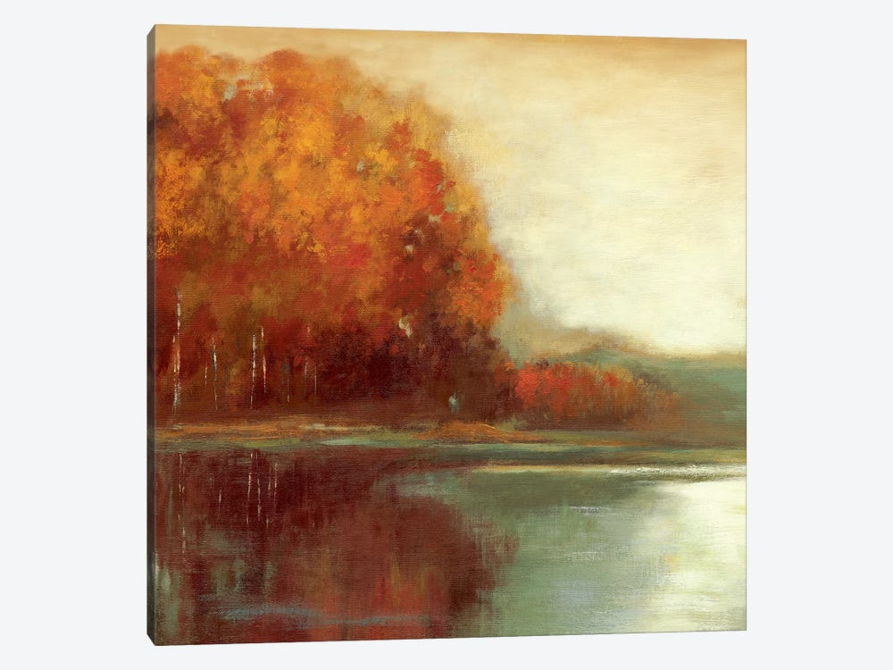 Touch Of Gold by Asia Jensen 1-piece Art Print