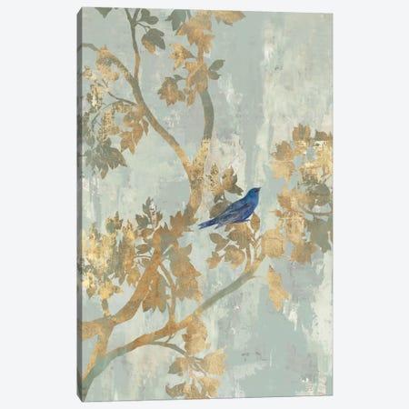 Blue Bird Canvas Print #ASJ29} by Asia Jensen Canvas Wall Art